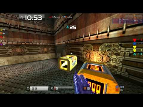Quake Live: QNC 2010, Group C, Austria vs France (pov Noctis)