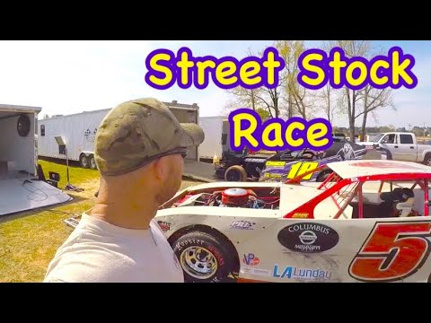 "STREET STOCK RACE ""Whynot Speedway ""🏁🏁🏁 Battle of the States"