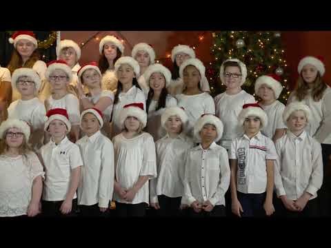 Merry Christmas To All - SPRING PARK ELEMENTARY SCHOOL CHOIR