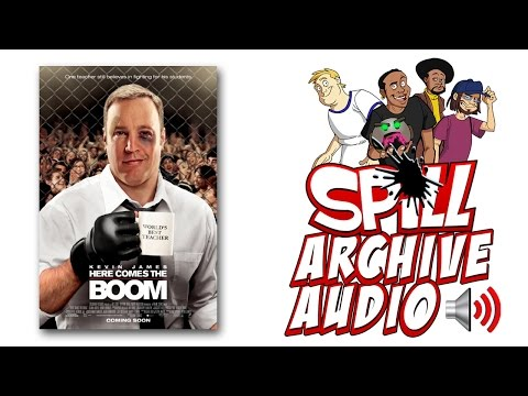 'Here Comes the Boom' Spill Audio Review