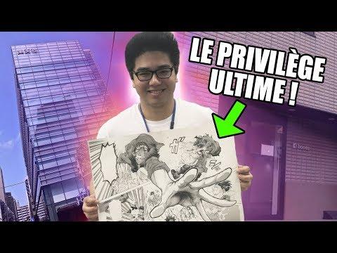 L\'ANIMATION ET L\'ÉDITION AU JAPON ! - LE RIRE JAUNE