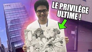 L'ANIMATION ET L'ÉDITION AU JAPON ! - LE RIRE JAUNE