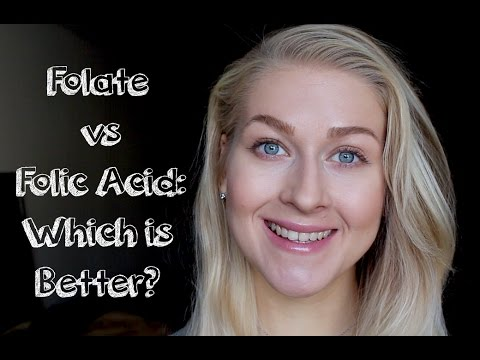 Folate vs. Folic Acid: Which is Better? Know the Difference.