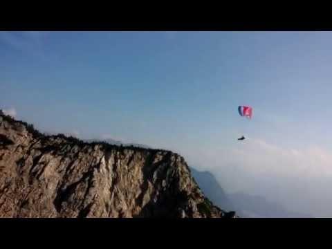 Liechtenstein paragliding