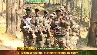 Kumaon Regiment - The Pride Of Indian Army | Patriot With Major Gaurav Arya - Part 4