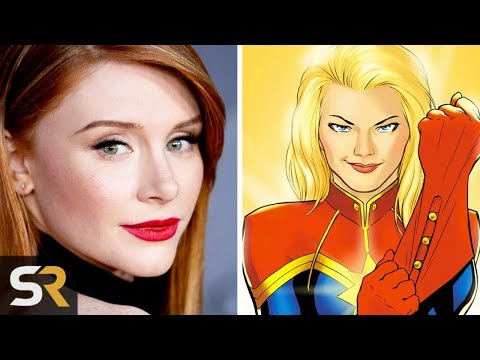 5 Actresses Who Were ALMOST Captain Marvel