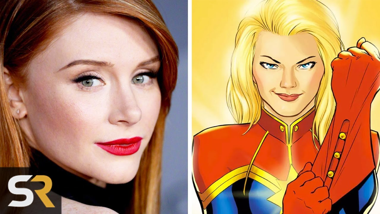 5 actresses who were almost captain marvel - youtube
