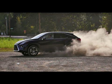 Тест-драйв Lexus RX