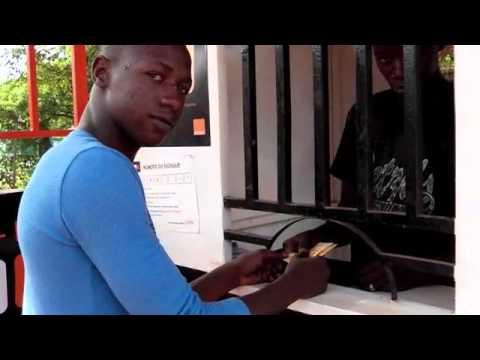 Bamako Samedi Photo du 31.05.2014 : Solo N'Diaye, ORANGE MONEY