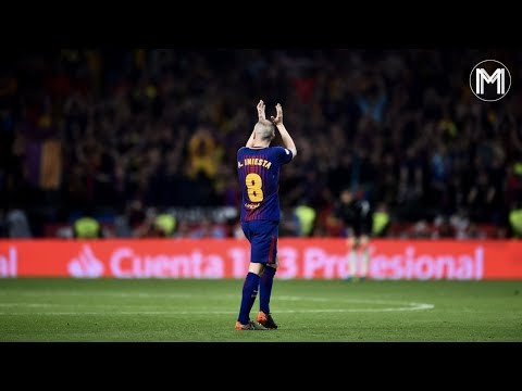 Andres Iniesta - The Last of his Kind - HD