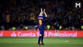 This is a tribute to one of the greatest midfielder ever. andres iniesta was big part fc barcelona's success in last decade. he famous for his pa...