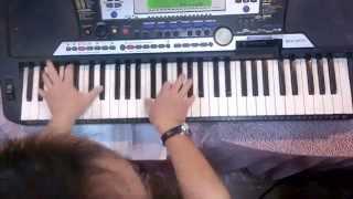 [keyboard] Cách đệm Rock - Bài Chúa Quyền Năng