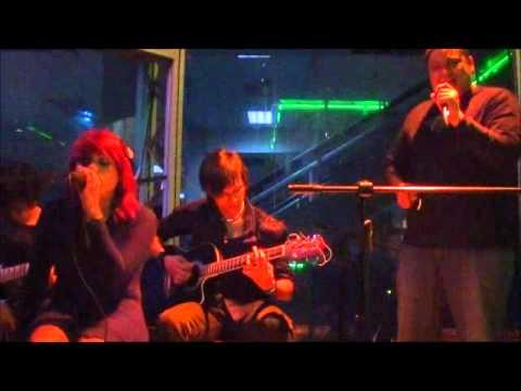 Araziel - Anna molly Ft. Nicolas de Acoustic Nation (Incubus acoustic cover)