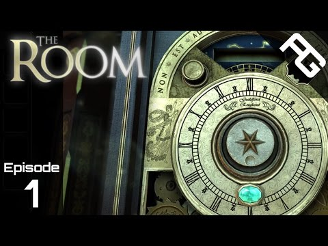 Solving Chapters 1 & 2 - The Room PC Game - Episode 1 - Let's Play The Room - The Room Walkthrough