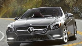 Mercedes-Benz SL Roadster 2012 Videos