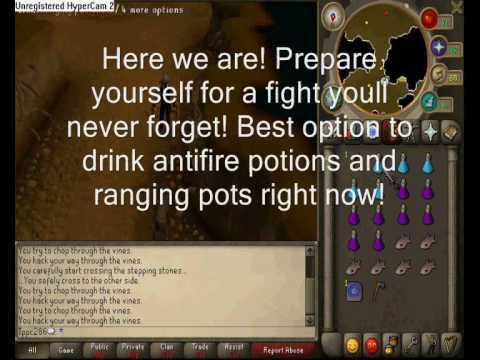 Iron/Steel Dragon Hunting Guide Ranging