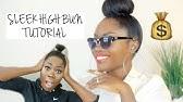 Tutorial Blenderroblox Hair Buns Daikhlo Bun Perfect Donut Bun With Weave Lialeigh Youtube