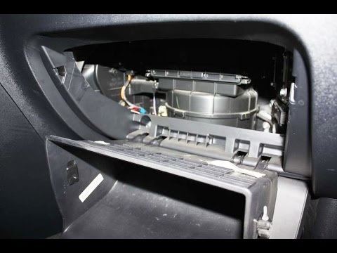 Hyundai I10 Interieurfilter En Pollenfilter Vervangen Hoe