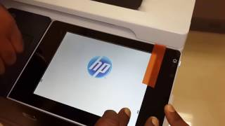 Installation and Configuration of hp laserjet 700 color mfp m775 2