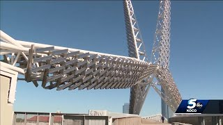 City officials expect to pay $750K for repairs to Skydance Bridge