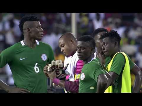 Nigeria vs. Ghana (WAFU 2017 Trophy Presentation & Post-Tournament Celebration)
