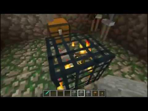 Como Fazer Um Mob Spawn De Monstro No Minecraft 1.5.2