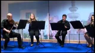 Mozart quintetto k581 allegretto tema variazioni