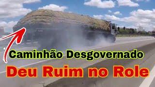 Baixar CAMINHÃO DESGOVERNADO NO ROLE DEU RUIM