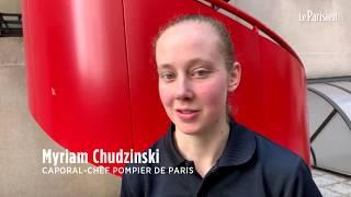Incendie de Notre-Dame : une sapeur-pompier raconte « l'enfer »