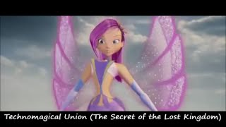Winx Club : Tecna ALL ENCHANTIX SPELLS