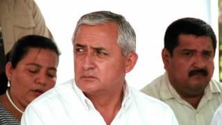 INAUGURACION CARRETERA SEGURAS RETALHULEU QUETZALTENANGO
