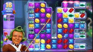 Wonka's World of Candy Level 644 - NO BOOSTERS + FULL STORY ????   SKILLGAMING ✔️