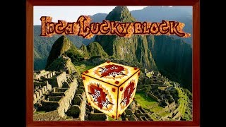 Обзор Inca Lucky Blocks ! Minecraft