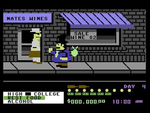 C64 Longplay: Rags to Riches