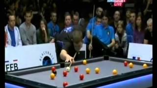 Finale des championnats du monde Blackball à Limoges - 2010