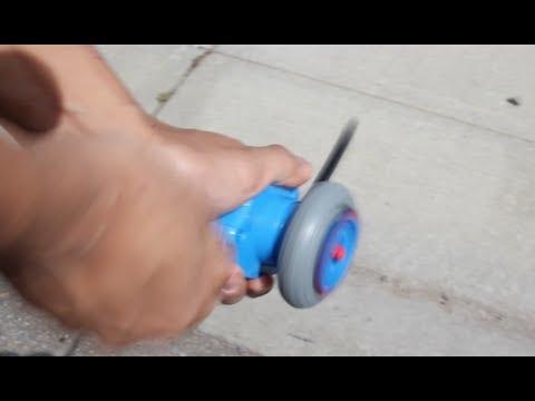 Hasbro BEYWHEELZ Demo & Test first hands-on - Beyblade Bey Wheelz