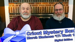 Cricut Mystery Box - March Madness 2017 Unboxing - #1 Digital