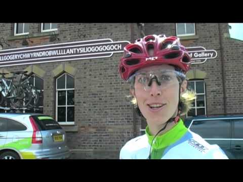 The Great Tour, Day 47 18th Aug Holyhead to Gyrn Goch