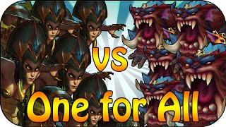One for All - 5 Cassiopeia vs 5 Gnar [Ger]