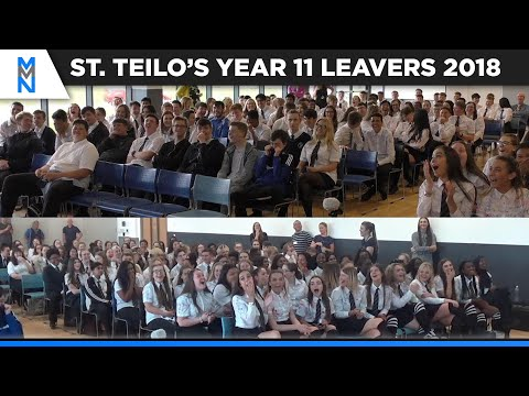 St. Teilo's Year 11 Leavers Video 2018