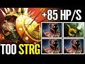 MEGA TANK New Build for BB MAX Magic Resist AdmiralBulldog Dota 2