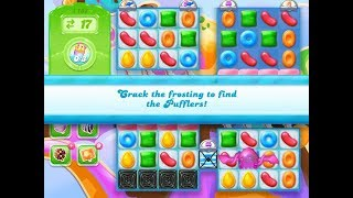 Candy Crush Jelly Saga Level 1187 (No boosters)