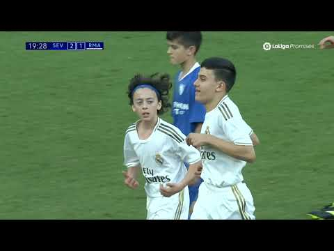 Final: Resumen Sevilla FC Vs Real Madrid (3-5) LaLiga Promises Abu Dhabi 2019