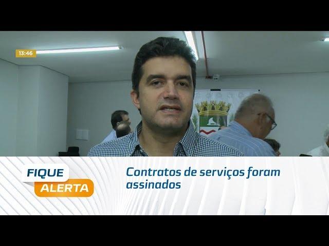 Contratos de serviços foram assinados para oferta mais condições de saúde aos maceioenses