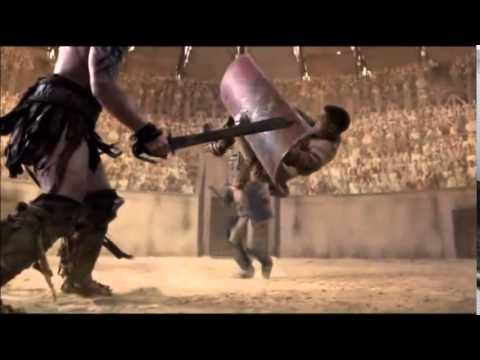 Кипелов -Бесы кадры из фильма Спартак