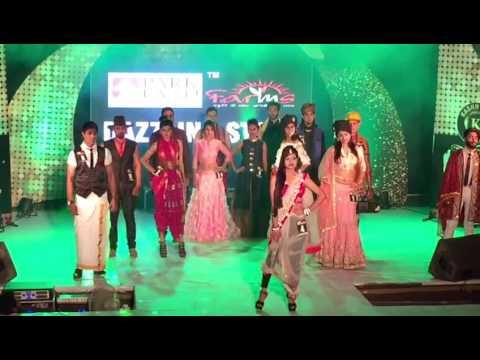 Fashion champion league Nagpur Mix n match theme Designer Vijaya Chawre