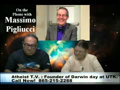 Interview with Massimo Pigliucci on Darwin Day