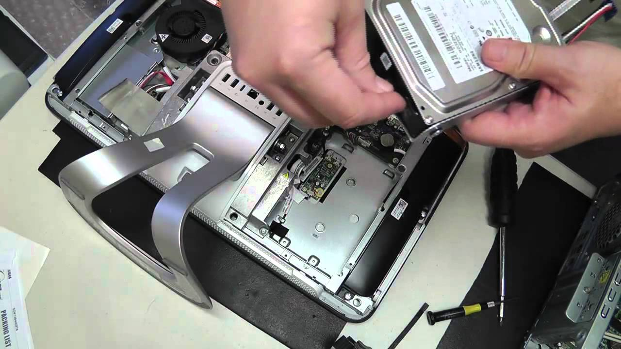 maxresdefault dell studio one 1909 hard drive replacement by timscomputerfix com  at aneh.co