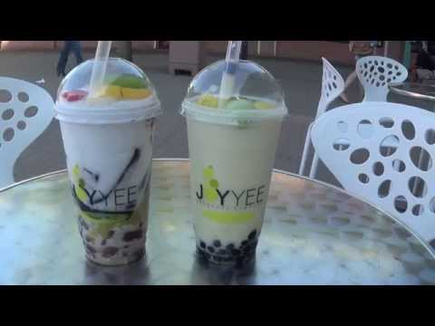 Yummy Joy Yee Restaurant Smoothies In Chinatown