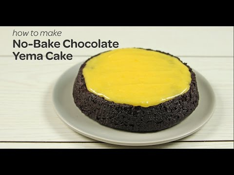 No Bake Yema Cake Recipe